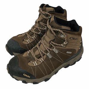 Oboz Bridger BDry Waterproof Hiking Boots 7.5 Wide